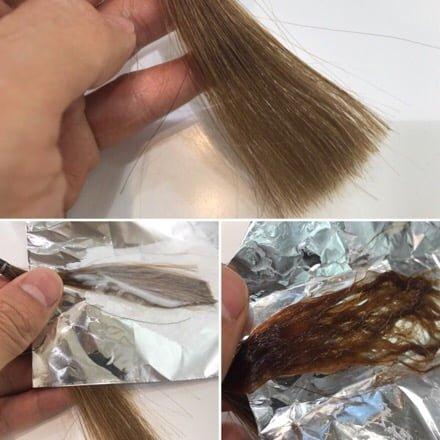 ストレートパーマで失敗して髪がチリチリ