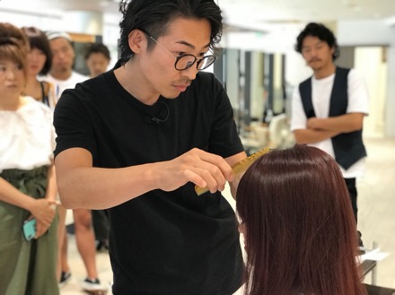 《前髪デジタルパーマ》前髪スタイリングで困ってる方へ「前髪パーマで朝が楽」コテパーマ・デジタルパーマがトレンド